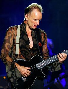 Sting, Musician