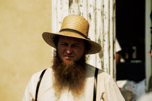 Unidentified Amish Person
