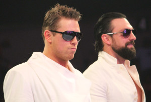 The Miz and Damien Mizdow