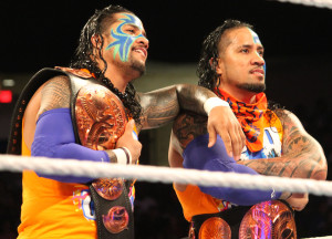 The Usos - Creative Commons